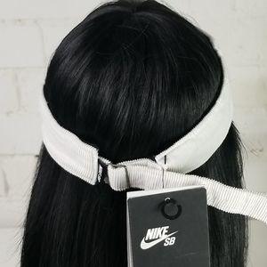 Nike Accessories - Nike SB Skateboarding Corduroy Visor White